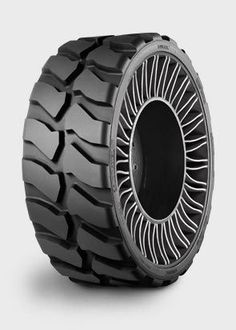 Michelin X-Tweel SSL - airless tires ~ this pin is to the actual Michelin site!