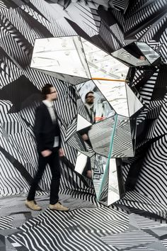 The Optical Illusions of the Tobias Rehberger's solo exhibition at Schirn Kunsthalle Frankfurt