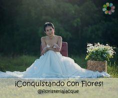 Conquistando con #floresjacque una gran opción para llevarla al altar llama ya: 448 66 66 #floristeriasmedellin #transportandofelicidad