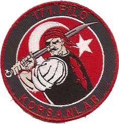 Turkish Air Force 171 Squadron (Pirates)