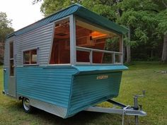 Vintage 1961 Field And Stream 12ft Camper