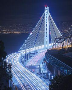 Bridge Trails (at San Francisco-Oakland Bay Bridge)