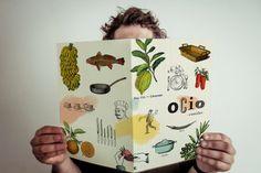 Restaurante ocio menu