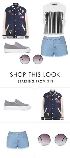 """""""Untitled #237"""" by ines-louu ❤ liked on Polyvore featuring Marc Jacobs, Ally Fashion, Monki and Alexander Wang"""