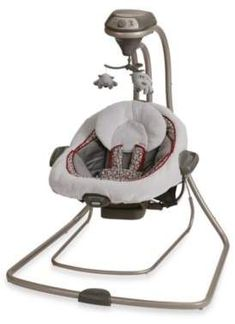 graco swing chair zebra table and rental prices 51 best baby bouncer images seat the ingenious design of duetconnect lx has a that doubles as so you have flexibility to move about house with your