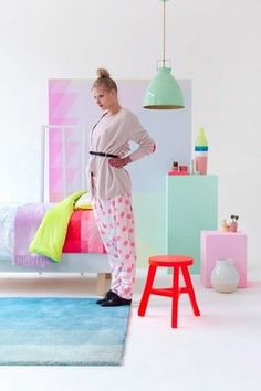 Oh sweet home / ....girly room...