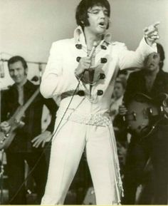 Elvis, Las Vegas 1970