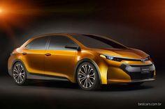 Toyota Corolla Furia: pode ser assim a nova geração | Best Cars