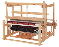 Cranbrook Countermarche Loom – Schacht Spindle Company