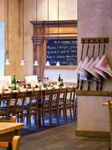what's not to love at Le pain quotidien?