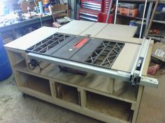 New TS cabinet - Page 2 - Woodworking Talk - Woodworkers Forum