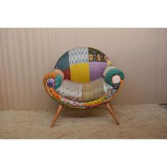 Retro Kantha Nest Chair (19 of 39)