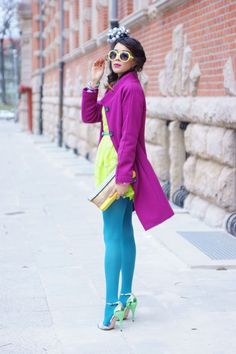 43 Totally Stylish Ideas for Color Pairing