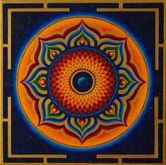 Mandala by Erik Grind