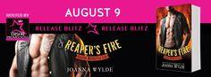 Renee Entress's Blog: [Release Blitz] Reaper's Fire by Joanna Wylde