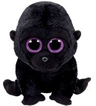 Buy TY Beanie Boo - George The Black Gorilla Medium online or in store at Mr Toys. Browse our Ty Beanie Boos range at great prices. Beanie Babies, Ty Babies, Ty Beanie Boos Collection, Ty Peluche, Shopkins, Ty Toys, Rainbow Dog, Cute Plush, Bichon Frise