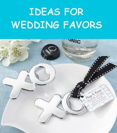 Wedding Favors, Gifts, and Accessories