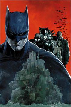 DC COMICS FULL NOVEMBER 2016 Solicitations | Newsarama.com