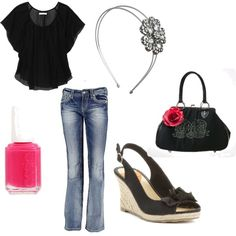 my style, created by bre-ann on Polyvore