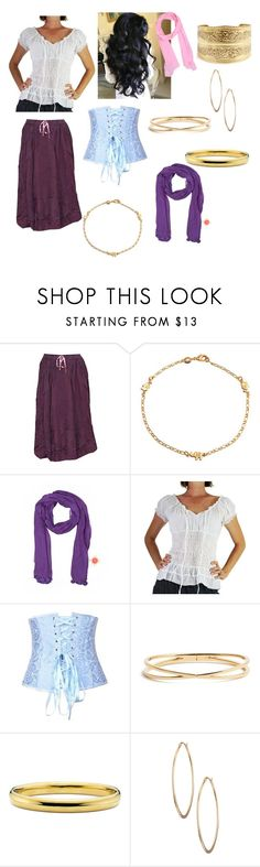 """""""The Hunchback of Notre Dame: Esmeralda"""" by smmashley ❤ liked on Polyvore featuring Bling Jewelry, Boden, Nadri, Lydell NYC and Blumarine"""