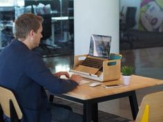 Gustav is your office in a box. Work from anywhere, with Gustv. Plastic Organizer, Tool Box, Your Space, Activities, Design, Toolbox, Tool Cabinets