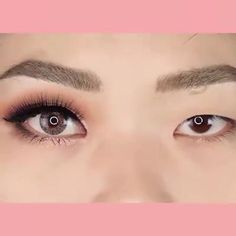 Beauty Make-up, Beauty Skin, Beauty Hacks, Beauty Tips, Eyebrow Makeup Tips, Skin Makeup, Eyelashes Makeup, Makeup Videos, Makeup Art