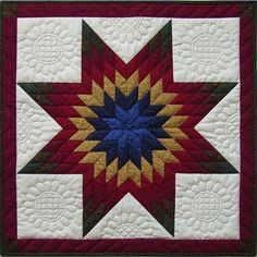 Lone Star Wall Quilt Kit - Quilt Kits at Weekend Kits
