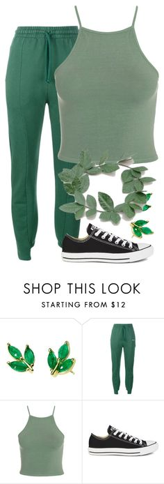 """""""Untitled #245"""" by blueangel16-001 ❤ liked on Polyvore featuring Finn, Vetements, Converse and Laurèl"""