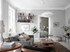 〚 Bright Scandinavian home filled with live plants 〛 ◾ Photos ◾Ideas◾ Design Cheap Home Decor, House Interior, Country House Interior, Minimalism Interior, Interior, Home Decor, Home And Living, Living Room Remodel, Home Living Room