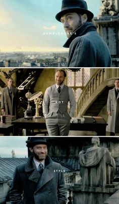 you can't deny - Albus Dumbledore - Fantastic Beasts: The Crimes of Grindelwald