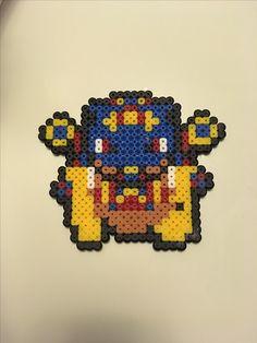 Pärlplatta Pokémon Blastoise