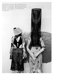Purple Fashion Magazine SS 2012  Photography: Gardar Eide Einarsson  Styling: Vanessa Reid
