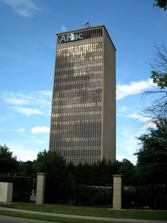 AFLAC Tower - AFLAC Worldwide Headquarters Campus - Columbus Georgia - Photography by Gary Dunn