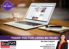Thank you for liking my page!