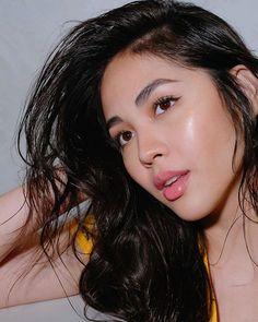 Filipina Actress, Royal Blood, Salvador, Beautiful Women, Hoop Earrings, Celebrities, Jewelry, Style, Filipino