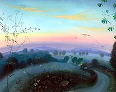 Nicholas Hely Hutchinson. Silent Lane