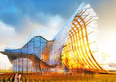 Bad news for Milan Expo 2015 as reports show pavilion construction incomplete | Inhabitat - Sustainable Design Innovation, Eco Architecture, Green Building
