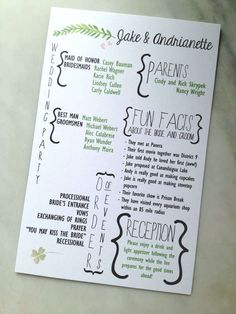"""this one is really cute! I like the """"fun facts"""" section! - lindsey"""