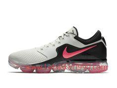 wholesale dealer 621d6 bd89c Nike Air VaporMax AH9046-001 Chaussures de BasketBall Pas Cher Pour Homme  Noir Rose-Achetez en ligne les articles signés Nike.