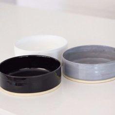Handcrafted Ceramic Pet Bowl