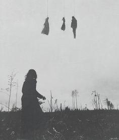 Suicide Dolls #darkness #darkart #artist