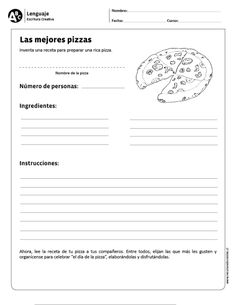Visit the post for more. Spanish Colors, Spanish Teaching Resources, Spanish Classroom, Spanish Teacher, Teaching Aids, Reading Activities, Speech And Language, Reading Comprehension, Writing Prompts