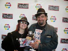 Listed in winners at Hamilton Music Awards. Hamilton Blues Lovers. May 24, 2015.
