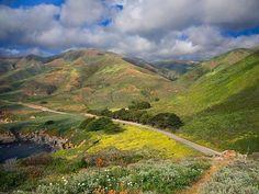 Hwy 1, Garrapata State Park, California