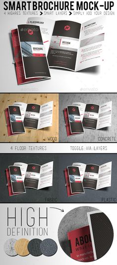 Brochure Mock-up | Download: http://graphicriver.net/item/brochure-mockup/9442912?ref=ksioks