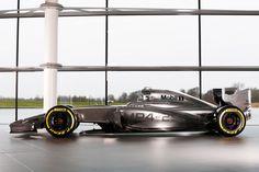 McLaren Formula 1 - 2014 McLaren Mercedes MP4-29