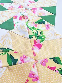 Paige's Passion fabric collection designed by Lila Tueller for Riley Blake Designs