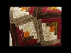 Crochet Patterns| for free |Crochet Baby Blanket| 608