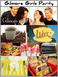 Gilmore Girls⚡️