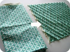 SEWING TIPS & TRICKS Make pintucks on a portion of your fabric and use as a feature in your design. I did this in a vest with insets on the side which looked fabulous.